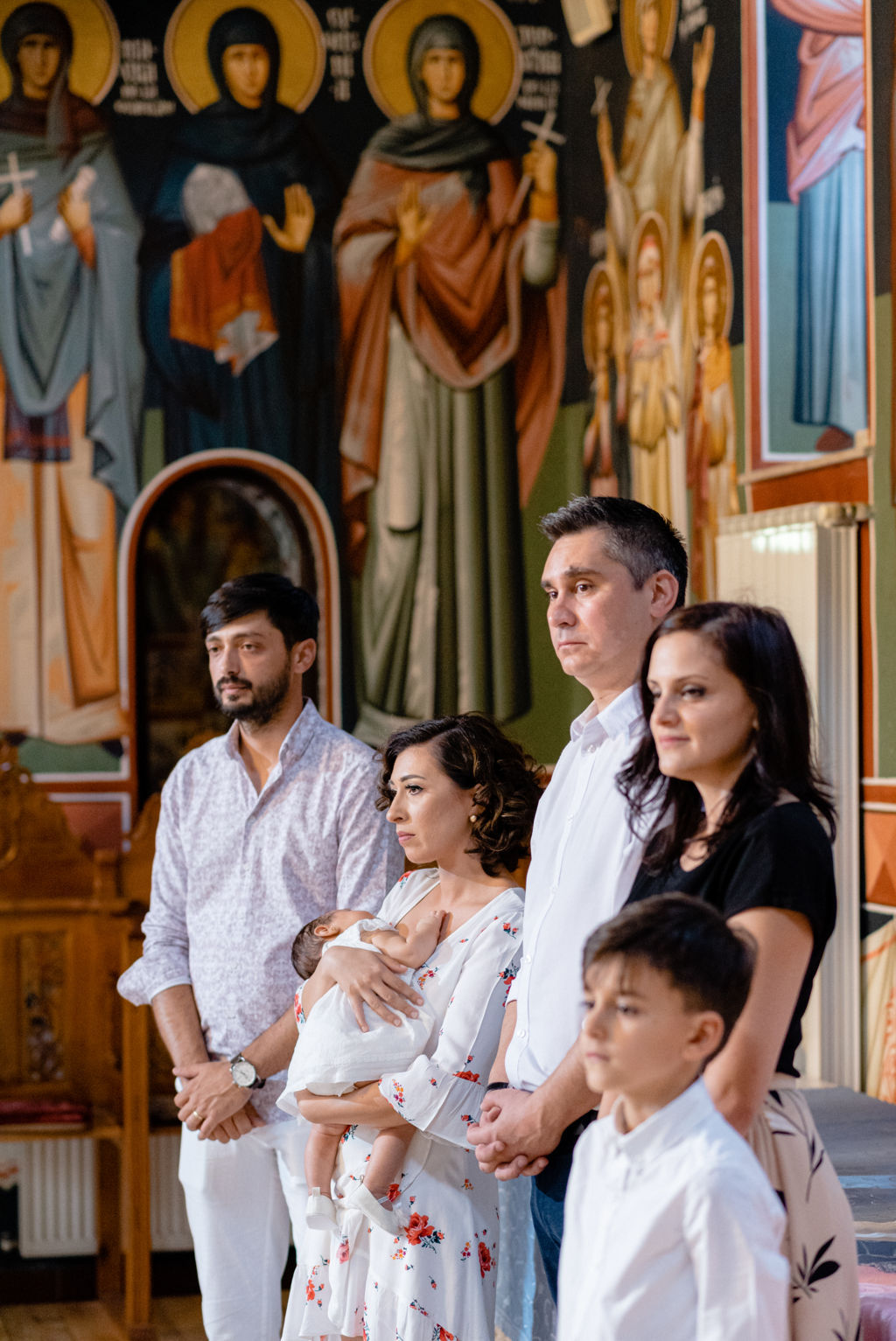 baptism photographer Nice France